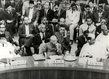ULMWP 60 rocznica Bandung